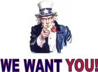 Uncle Sam and Vintage New Media Wants You!